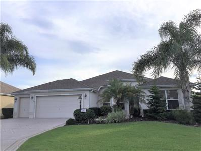 1698 Mount Croghan Trail, The Villages, FL 32162 - MLS#: G5006884