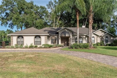 4316 Serene Circle, Fruitland Park, FL 34731 - MLS#: G5007010