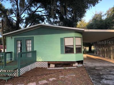 895 Cr 481, Lake Panasoffkee, FL 33538 - MLS#: G5007123