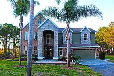 10724 High Crest Court, Howey In The Hills, FL 34737 - MLS#: G5007139