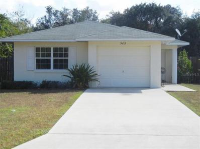 909 Starbird Street, Eustis, FL 32726 - MLS#: G5007161