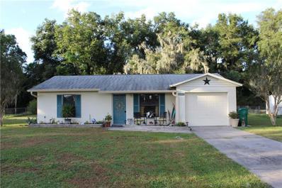 1303 Huey Street, Wildwood, FL 34785 - #: G5007408