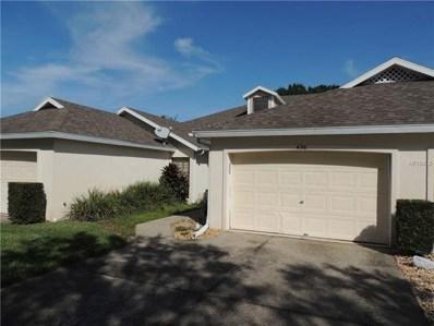 456 Baytree Boulevard, Tavares, FL 32778 - MLS#: G5007435