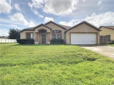 854 Nelson Drive, Kissimmee, FL 34758 - MLS#: G5007442