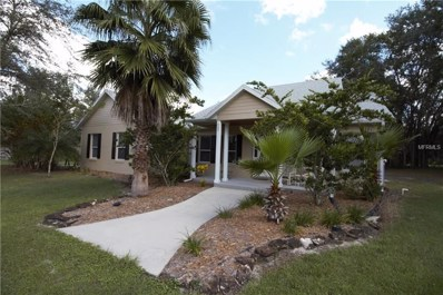 9622 Doctor Baker Road, Groveland, FL 34736 - MLS#: G5007819