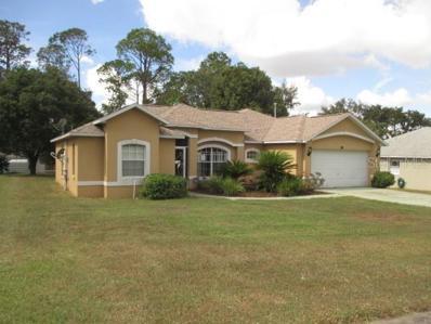 915 Park Valley Circle, Minneola, FL 34715 - MLS#: G5007873
