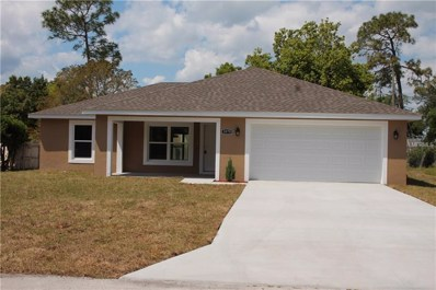 3078 Blaine Circle, Deltona, FL 32738 - MLS#: G5007887