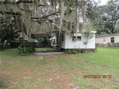 1169 Cr 482C1, Lake Panasoffkee, FL 33538 - MLS#: G5008015
