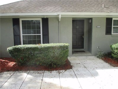 1056 Villa Lane UNIT 28, Apopka, FL 32712 - MLS#: G5008172