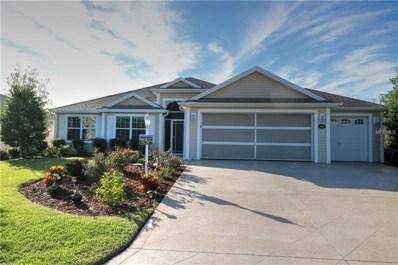 1844 Hollow Branch Way, The Villages, FL 32162 - MLS#: G5008197