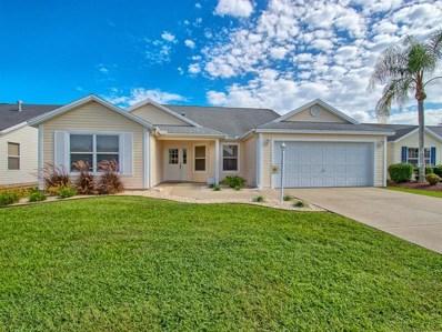 857 Walker Loop, The Villages, FL 32162 - MLS#: G5008479