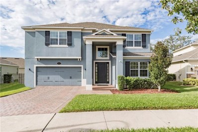 15542 Lake Burnett Shore Court, Winter Garden, FL 34787 - MLS#: G5008493
