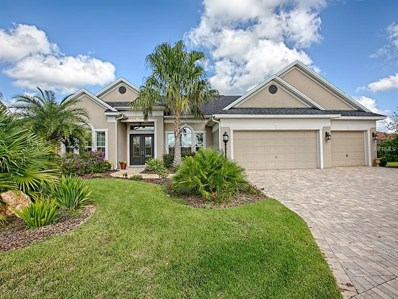 1817 Justice Lane, The Villages, FL 32163 - MLS#: G5008504