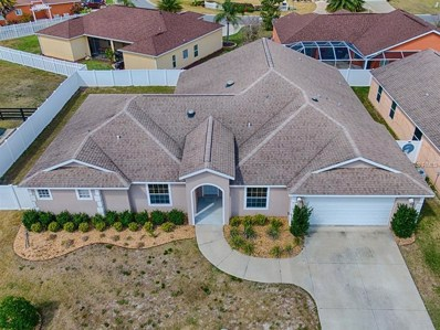 4892 NE 123RD Lane, Oxford, FL 34484 - MLS#: G5008701