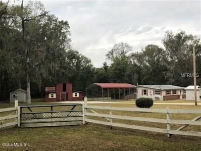12094 Cr 681, Webster, FL 33597 - MLS#: G5008711