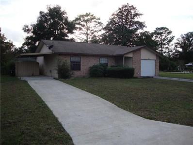 463 Spring Lane, Ocala, FL 34472 - #: G5008948