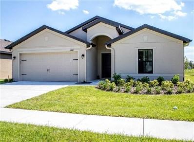 2443 Bracknell Forest Trail, Tavares, FL 32778 - MLS#: G5009172