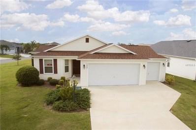 3498 Greenacres Terrace, The Villages, FL 32163 - MLS#: G5009318
