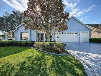 1406 Martinez Drive, The Villages, FL 32159 - #: G5009503