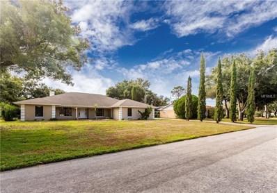 10100 Canterbury Drive, Leesburg, FL 34788 - MLS#: G5009516
