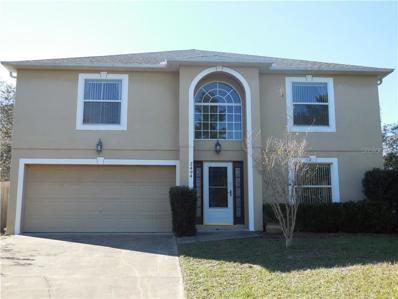 2494 Scottville Avenue, Deltona, FL 32725 - MLS#: G5009561