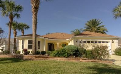 966 Luna Lane, The Villages, FL 32159 - #: G5009577