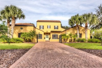 9508 San Fernando Court, Howey In The Hills, FL 34737 - MLS#: G5009728