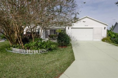 3543 Reston Drive, The Villages, FL 32162 - MLS#: G5010000