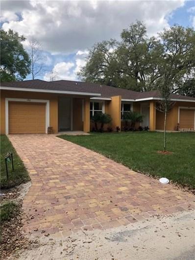 132 Roger Williams Road UNIT 132&128, Apopka, FL 32703 - MLS#: G5010645