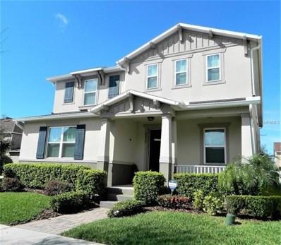 7922 Winter Wren Street, Winter Garden, FL 34787 - MLS#: G5010874