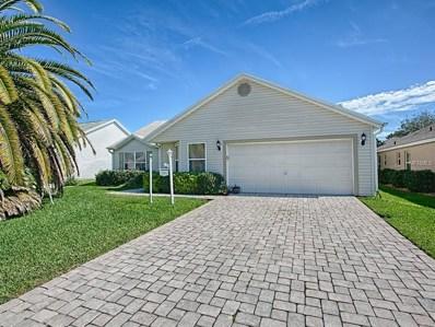 16971 SE 93RD Cuthbert Circle, The Villages, FL 32162 - MLS#: G5011337
