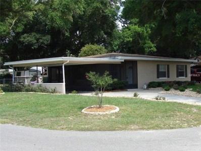 415 Louis St, Leesburg, FL 34748 - #: G5011504