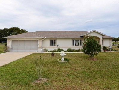 10202 SW 61ST Terrace Road, Ocala, FL 34476 - #: G5013031