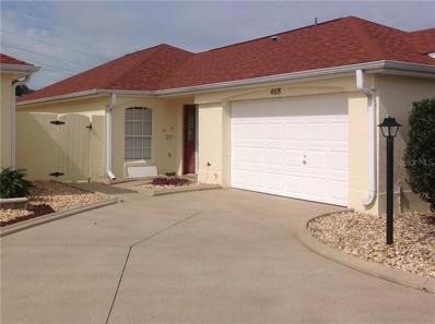 408 Carmel Avenue, The Villages, FL 32159 - #: G5013652
