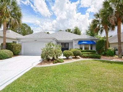 1818 Madero Drive, The Villages, FL 32159 - #: G5015115