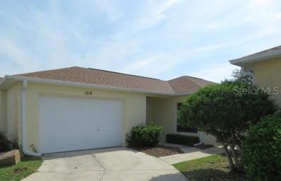 1219 Santa Cruz Drive, The Villages, FL 32162 - #: G5016177