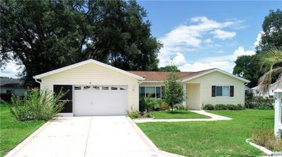 9673 SE 174TH Loop, Summerfield, FL 34491 - MLS#: G5016954