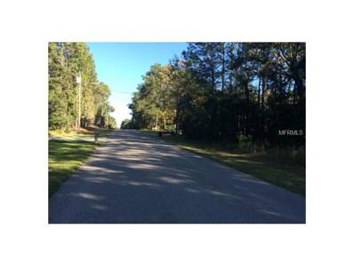 1424 W Stafford Street, Hernando, FL 34442 - MLS#: H2204168