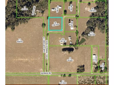 Rose Terrace Path, Brooksville, FL 34602 - MLS#: H2204252