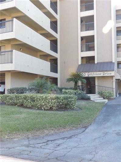 1745 Golfview Drive UNIT 1745, Tarpon Springs, FL 34689 - MLS#: H2204554