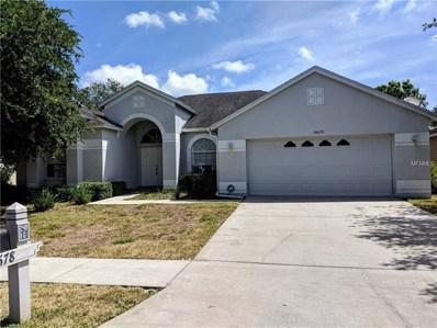 14678 Bensbrook Drive, Spring Hill, FL 34609 - MLS#: H2204848