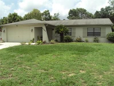 4383 Duval Street, Spring Hill, FL 34606 - MLS#: H2400287