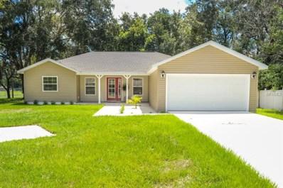 109 Dogwood Drive, Brooksville, FL 34601 - MLS#: H2400616