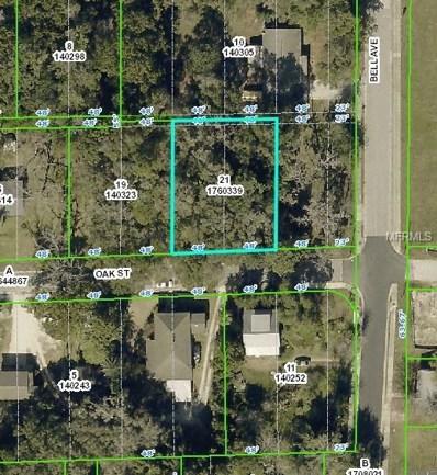Oak Street, Brooksville, FL 34601 - MLS#: H2400691