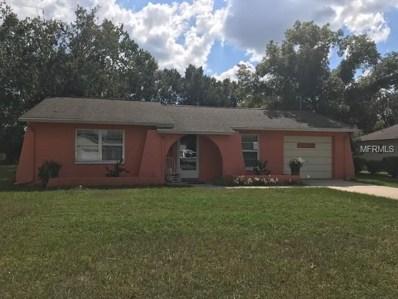 13142 Linden Drive, Spring Hill, FL 34609 - MLS#: H2401007