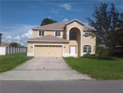 750 Bobcat Court, Poinciana, FL 34759 - MLS#: J801181