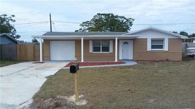 3621 Kimberly Oaks Drive, Holiday, FL 34691 - MLS#: J801451