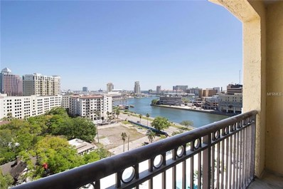 345 Bayshore Boulevard UNIT 1104, Tampa, FL 33606 - MLS#: J801561