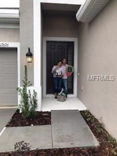 17626 Buckingham Garden Drive, Lithia, FL 33547 - MLS#: J901245