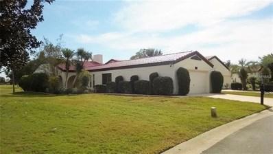 565 Clubhouse Drive, Lake Wales, FL 33898 - MLS#: K4701484